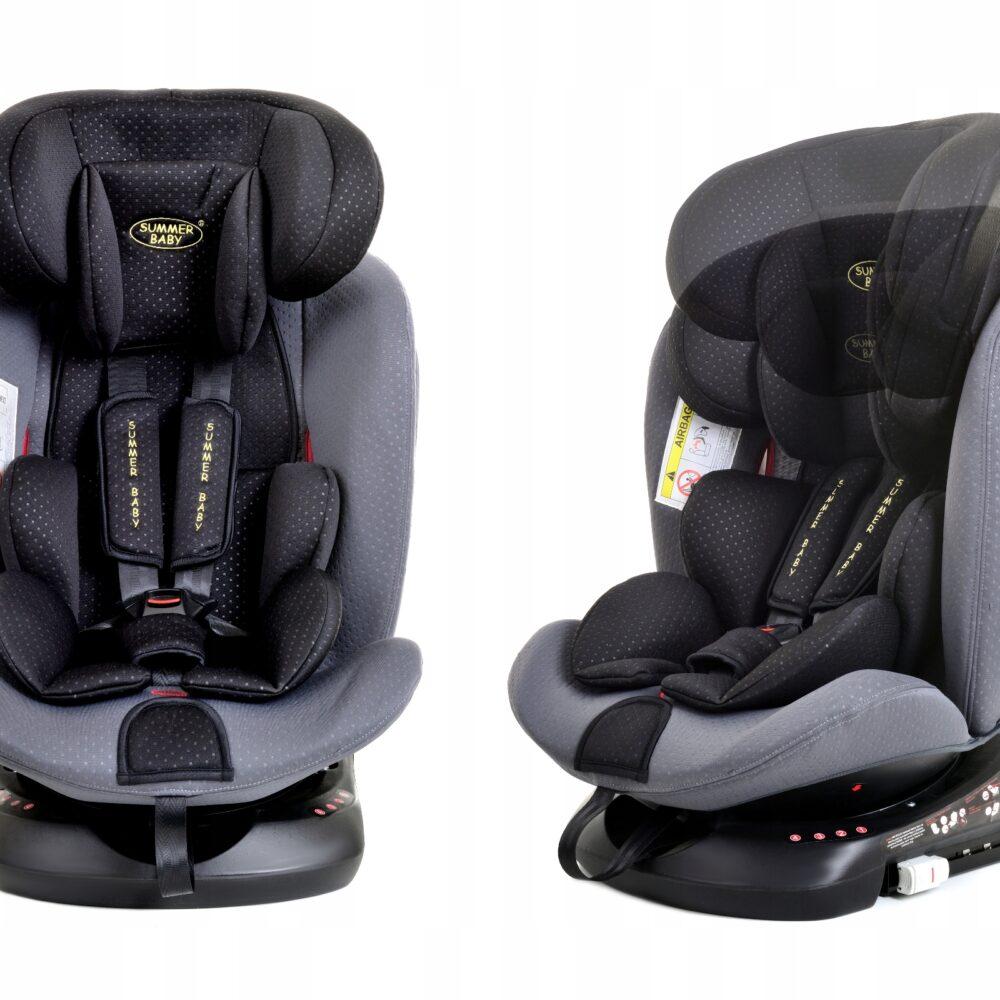 Isofix Auto Kindersitz 360° 0-36 kg Autokindersitze Baby Autositz
