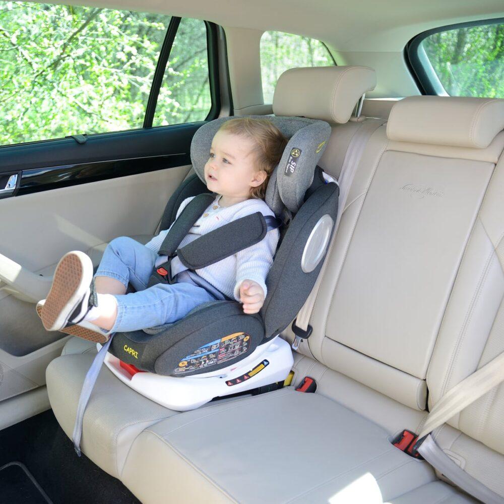 Isofix Auto Kindersitz 360° 0-36 kg ARUBA