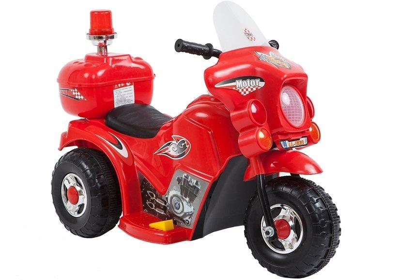 Polizeimotorrad für Kinder 1-3 jahre alt