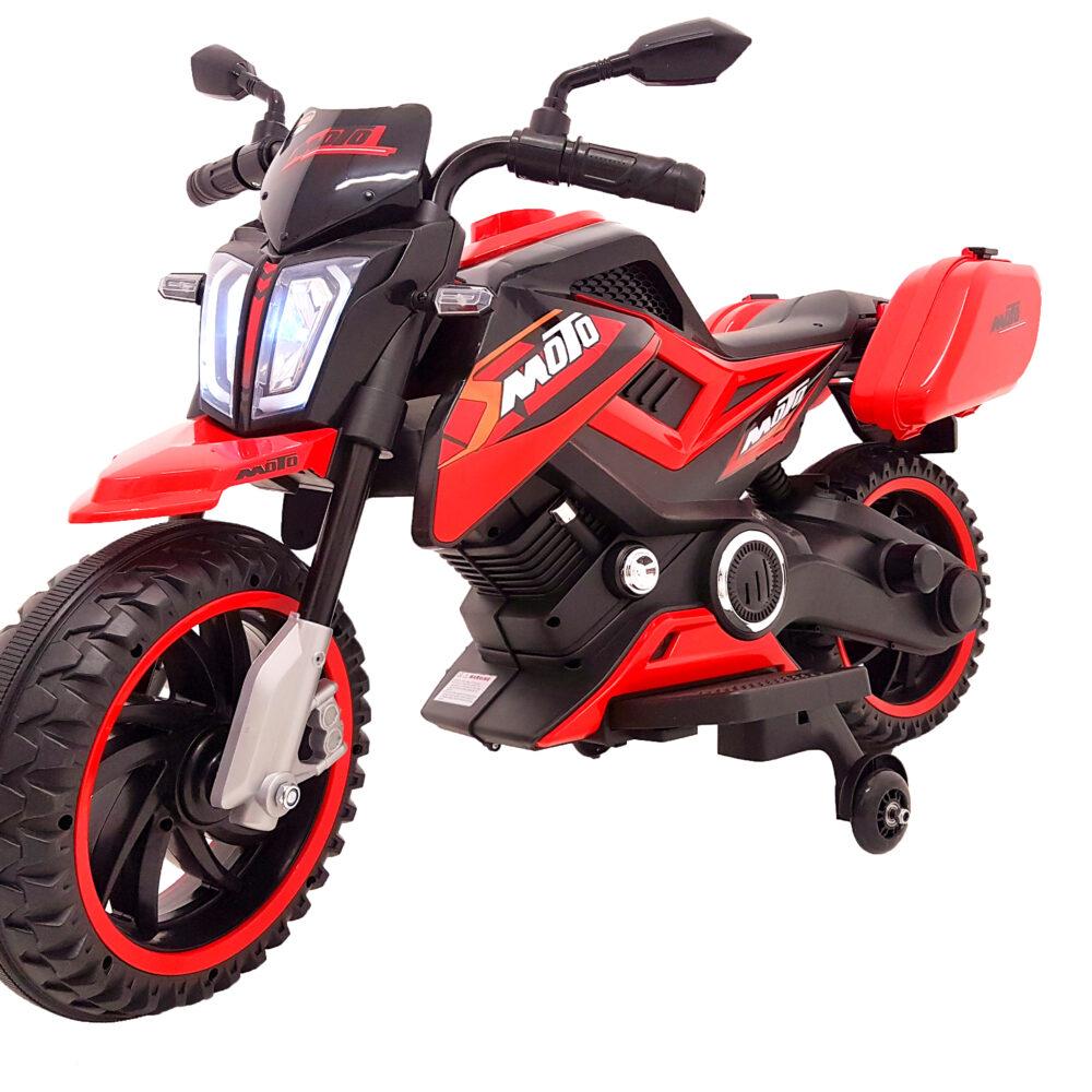 Tolles Motorrad CROSS Moto für Kinder Batteriebetrieben (3-5 jahre )