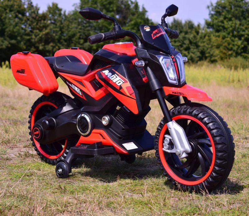 Tolles Motorrad CROSS Moto für kinder Batteriebetrieben